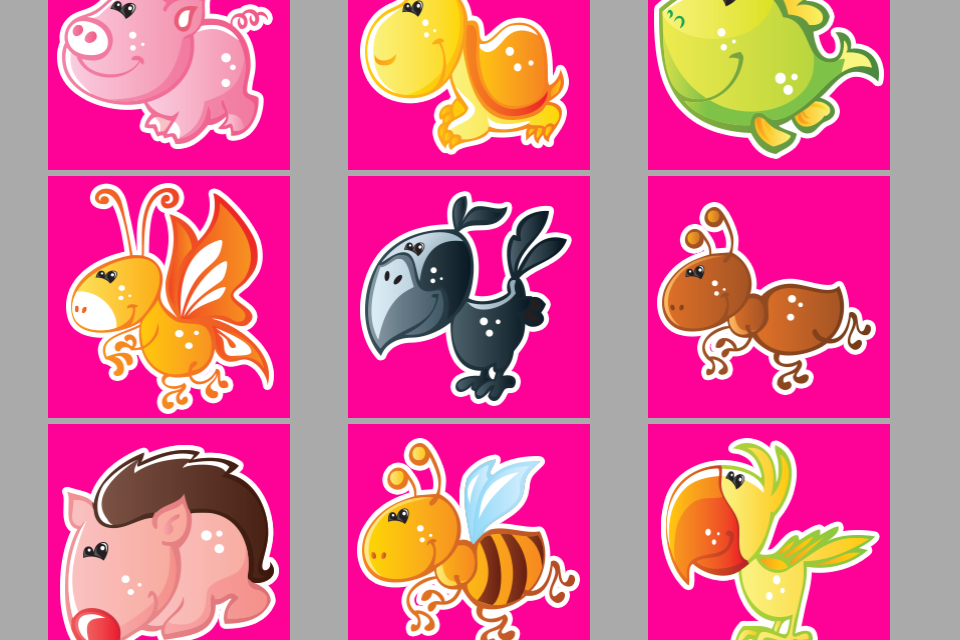 Screenshot 30 Animalitos Para Colorear Gratis